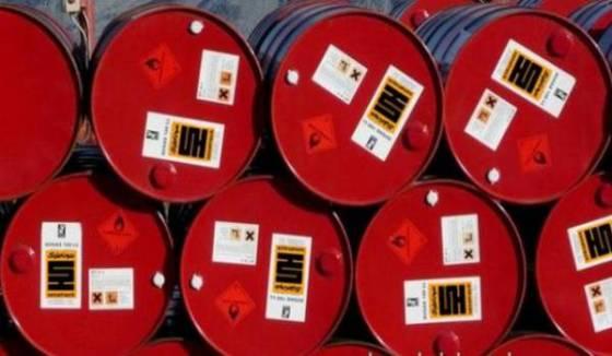 Baisse des exportations en hydrocarbures en 2017