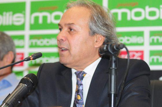 """Rabah Madjer """"Trop tôt pour juger la réussite du 3-4-2-1 adopté face à la Tanzanie"""""""