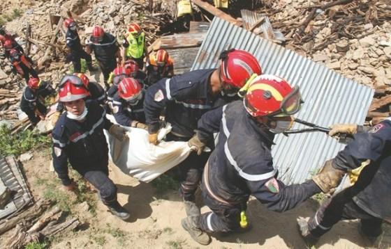 Protection civile:Des routes coupées et des accidents