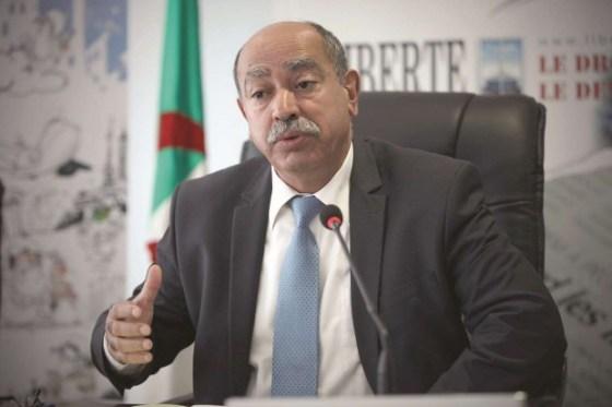 Le département de Mebarki vise un taux de 70% d'inscrits