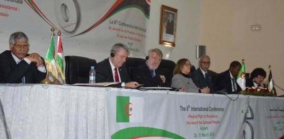 """Le droit du peuple sahraoui est """"légitime"""" (conférence)"""