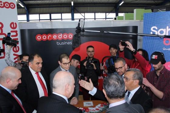 Ooredoo Sponsor Majeur du Symposium International sur la Place Financière Algérienne