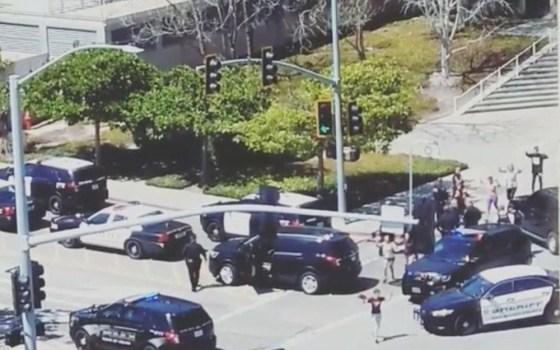 Fusillade au siège de Youtube à San Francisco