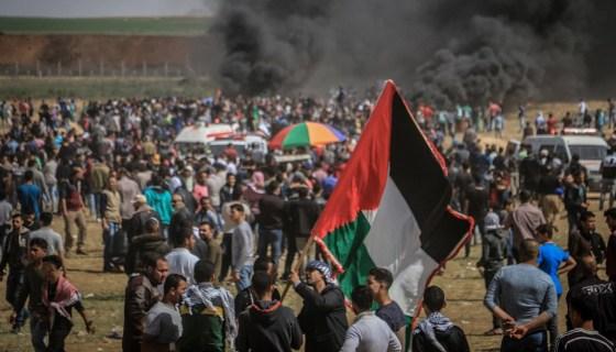 Dix palestiniens tués par l'armée israélienne à Gaza vendredi