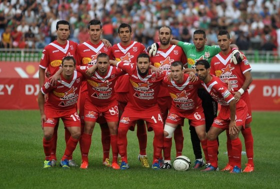 Coup de la CAF: Le CR Belouizdad s'incline face à l'ASEC Mimosa 1-0