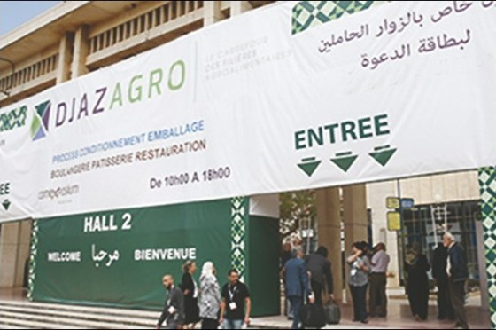 700 exposants au Salon Djazagro