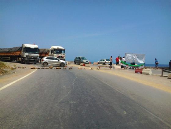 Béjaïa : La localité de Semaoune isolée du reste de la wilaya