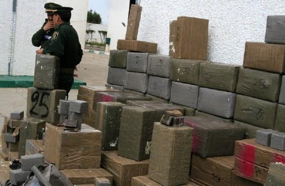 Deux barons de la drogue et sept de leurs collaborateurs arrêtés à Blida