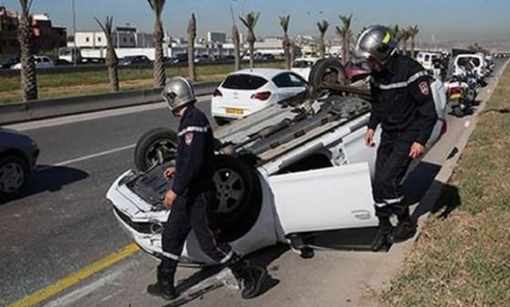 Un mort et deux blessés dans un accident de la circulation