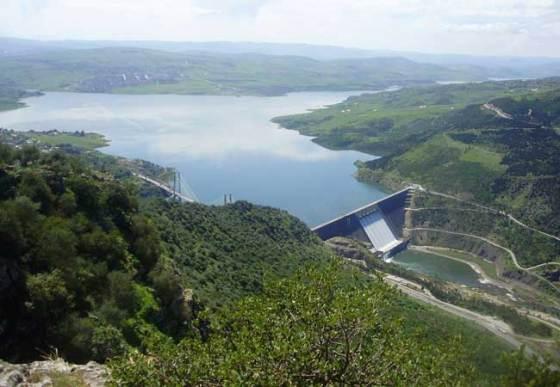 Les barrages remplis à 66%