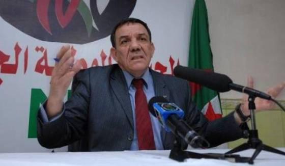 Moussa Touati plébiscité pour un nouveau mandat