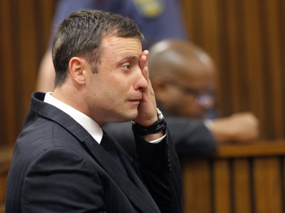 Oscar Pistorius condamné à 5 ans de prison pour le meurtre de sa petite amie
