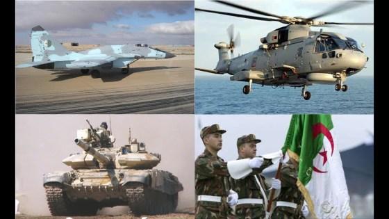L'Algérie future première puissance en Afrique