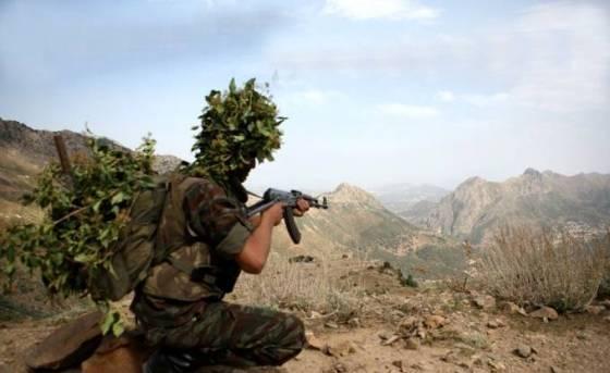 Un terroriste se rend à Jijel