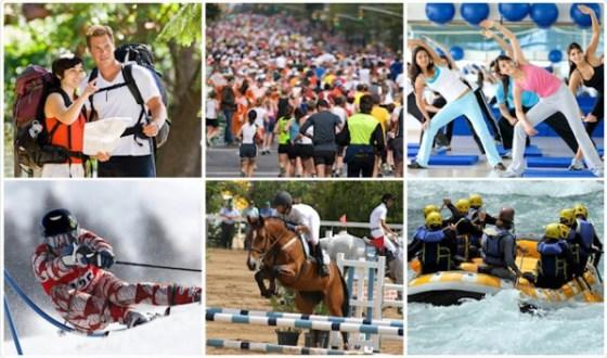 """Première édition du """"Salon des Sports et Loisirs"""" à Oran"""
