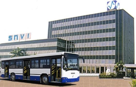 Des bus et des produits industriels exportés vers le RD Congo
