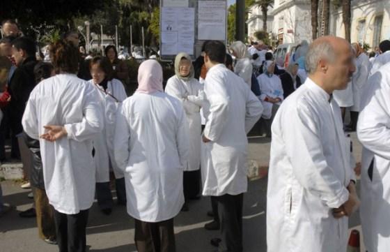 Les enseignants hospitalo-universitaires en grève depuis dimanche