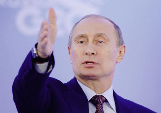 Le chef de l'Etat russe aurait-il proposé de partager l'Ukraine ?