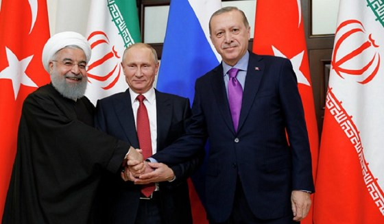 Afrine, la carte américaine contre la Turquie