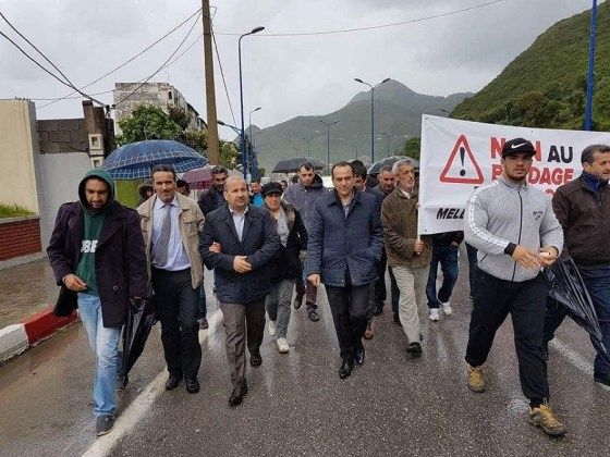 Une marche pour dénoncer le bradage et la mafia du foncier
