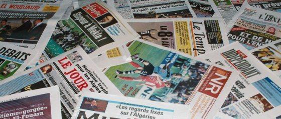 La presse: Survivre, s'adapter ou disparaître