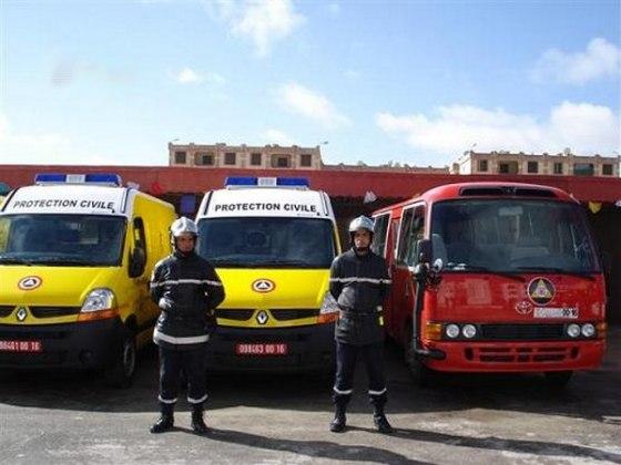 La Protection civile lance une campagne de sensibilisation