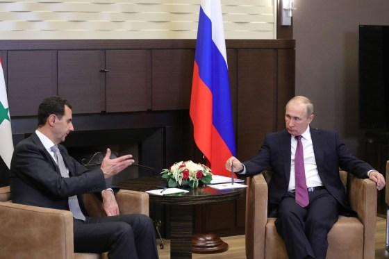 Conflit syrien…Le plan de Moscou avance.