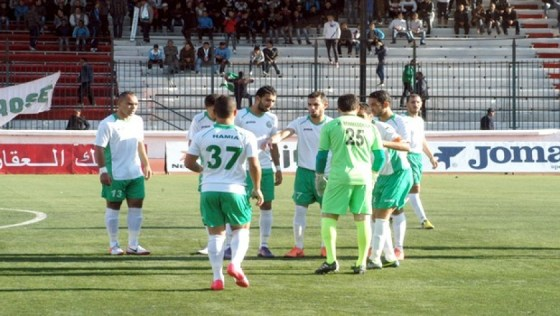 Football: Biskra,  Blida et El Harrach en ligue 2
