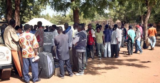 La loi algérienne « interdit la migration clandestine »