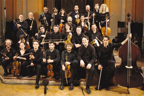 Concert italien de l'Accademia degli Orfei