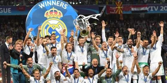 Ligue des champions: la 13e pour le Real et la 3eme pour Zidane