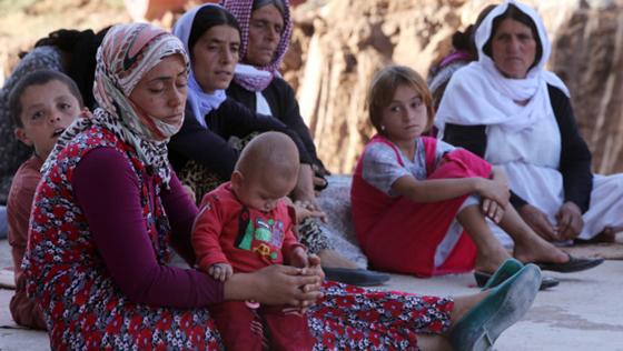 Les yazidis d'Irak victime de génocide selon l'Onu