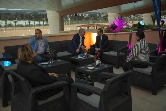 « Condor » organise un Iftar en l'honneur des médias