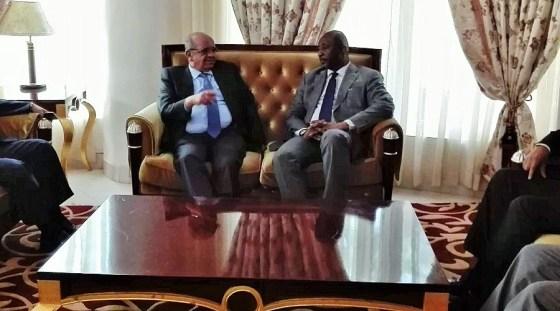 Bamako salue l'engagement de l'Algérie