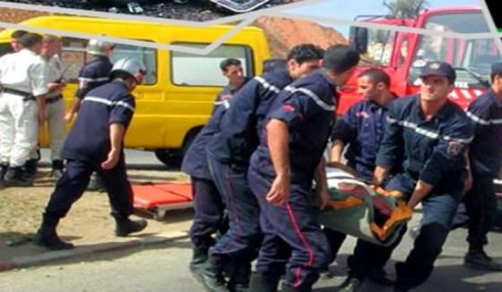 Deux morts lors du dérapage d'un camion à Ghardaïa