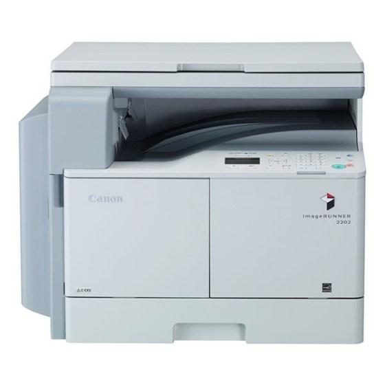 Canon lance son imprimante IR 2202
