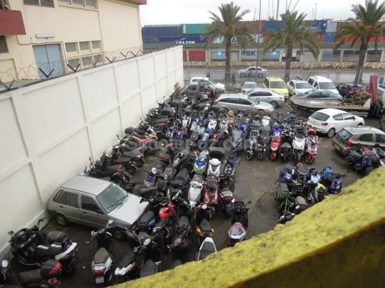 Une cinquantaine de scooters mis en fourrière à Constantine