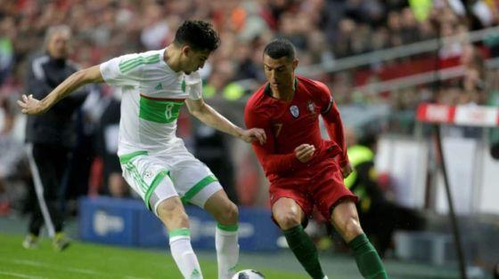 Le Portugal tape une faible Algérie 3-0