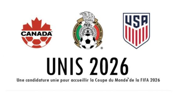 Le trio Etats-Unis-Canada-Mexique organisera le Mondial 2026