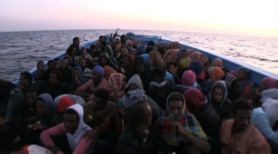 56 harraga africains arrêtés au large d'à Annaba