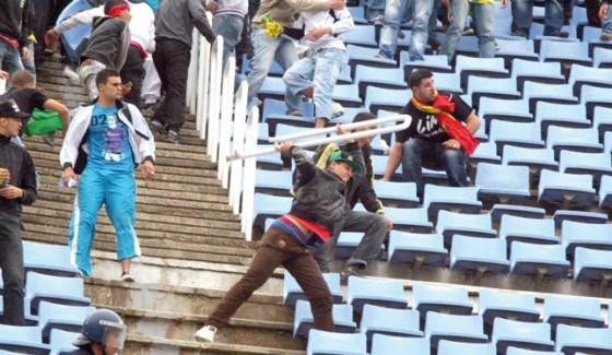 Lancement d'une campagne contre la violence dans les stades
