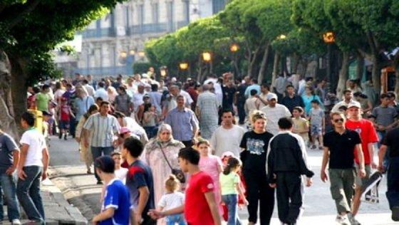 La population algérienne atteint 42,2 millions d`habitants