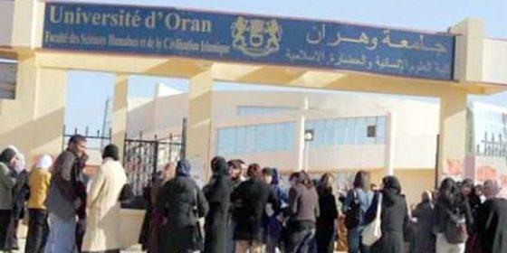 Un projet mixte université et entreprises à Oran