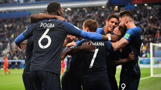 Football: La France remporte son second titre mondial