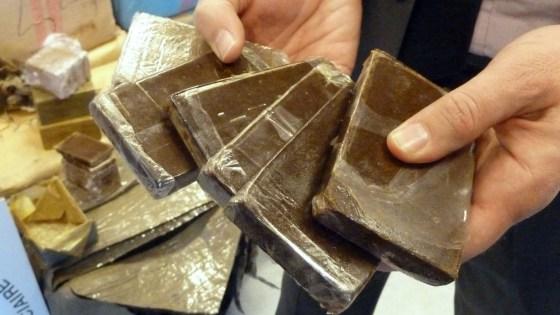 151 kg de drogue découverts dans des colis à Beni Saf