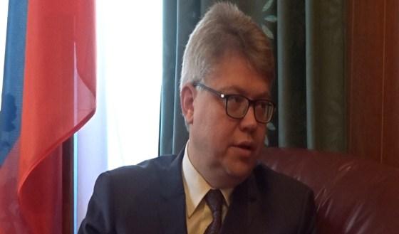 L'ambassadeur russe en Algérie :  Alger et Moscou une coopération en progression