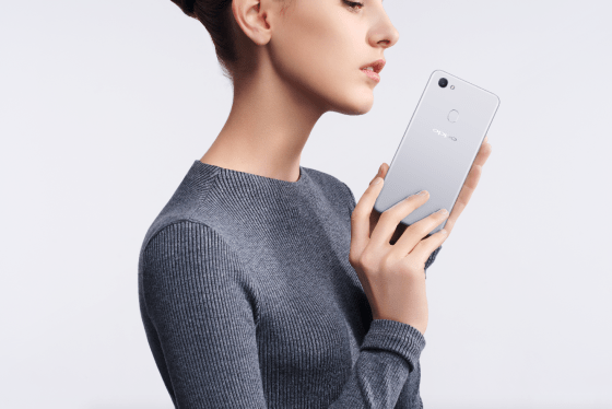 L'OPPO F7 disponible à 59 900 DA