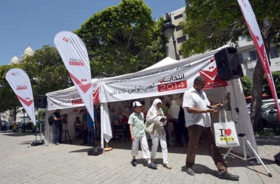 Législatives: Élection cruciale en Tunisie