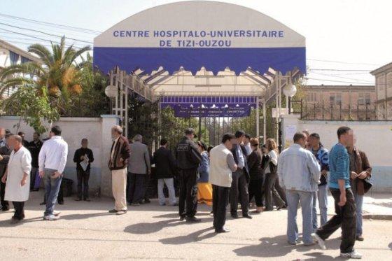 Une commission des droits de l'homme  à pied d'œuvre au CHU de Tizi-Ouzou