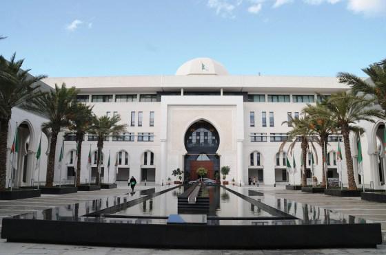 L'Algérie condamne les attaques terroristes de Soueida